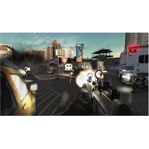 Image 3 of Tom Clancy's Rainbow Six Vegas 2 For PlayStation 3 PS3 6 Shooter