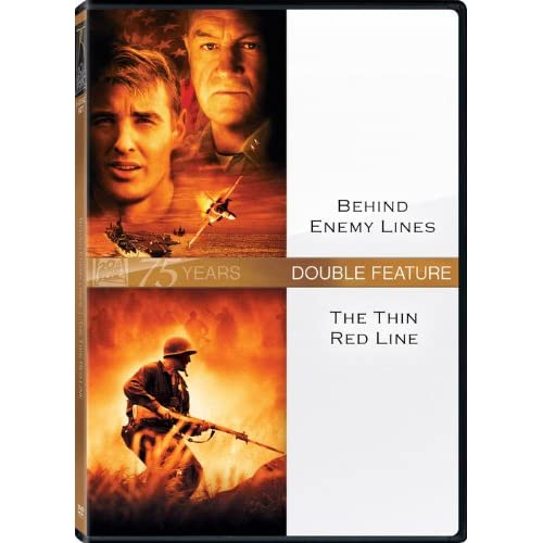Image 0 of Behind Enemy And Thin Red Line On DVD With Nick Nolte