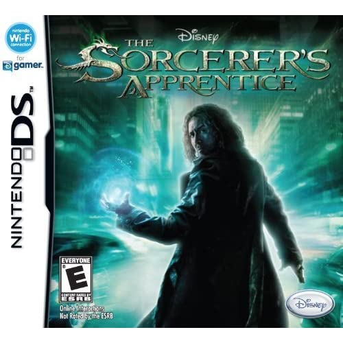 Image 0 of The Sorcerer's Apprentice For Nintendo DS DSi 3DS 2DS Disney