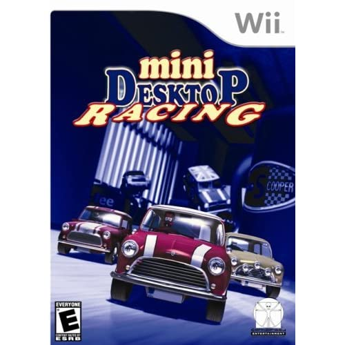 Image 0 of Mini Desktop Racing By Conspiracy For Wii And Wii U