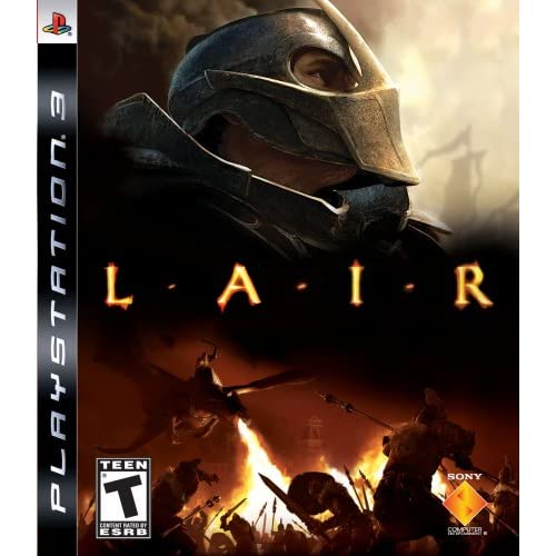 Lair For PlayStation 3 PS3