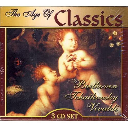 Image 0 of Age Of Classics/ Various By Beethoven Ludwig Van Composer Tchaikovsky Pyotr Il'y