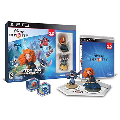 Image 0 of Disney Infinity: Toy Box Starter Pack 2.0 Edition For PlayStation 3 PS3 11928000