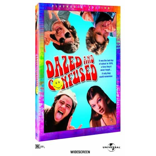 Dazed And Confused Widescreen Flashback Edition On DVD With Jason