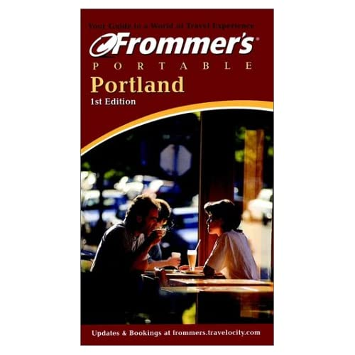 Image 0 of Frommer's Portable Portland (Frommer)