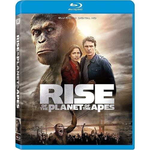 Image 0 of Rise Of The Planet Of The Apes Blu-Ray On Blu-Ray With Brian Cox