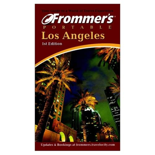 Image 0 of Frommer's Portable Los Angeles
