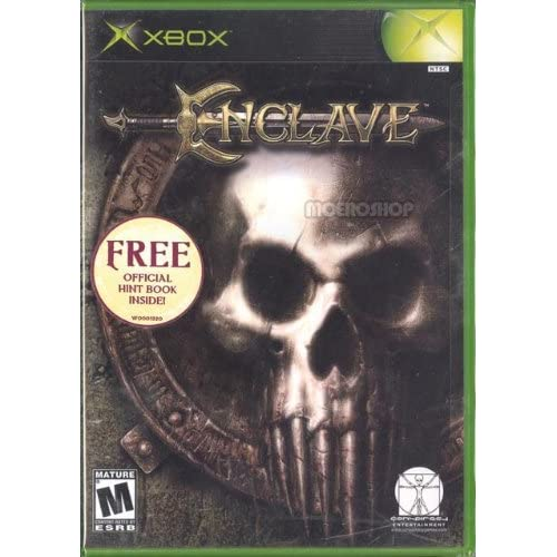 Image 0 of Enclave For Xbox Original
