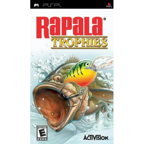 Image 0 of Rapala Trophies Sony For PSP UMD
