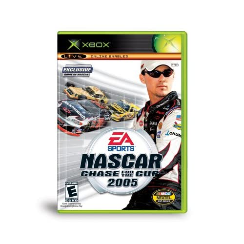 Nascar Games For Xbox 1 : Nascar chase for the cup xbox original racing
