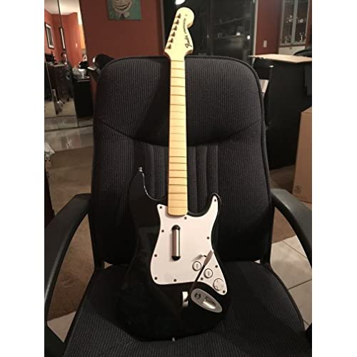 Harmonix PlayStation PS3 Fender Stratocaster Wireless Guitar Controller 822151 F