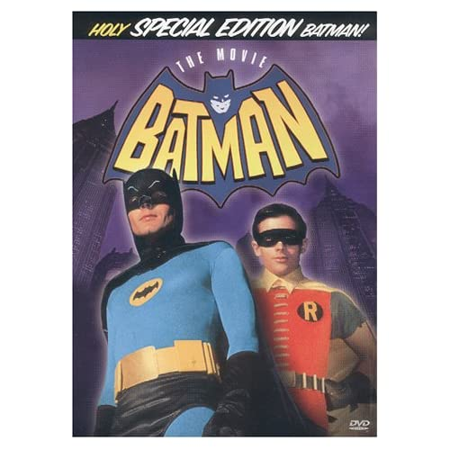 Image 0 of Batman The Movie On DVD With Adam West