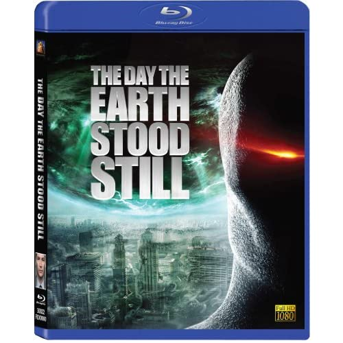 Image 0 of The Day The Earth Stood Still Three-Disc Special Edition Blu-Ray On Blu-Ray With