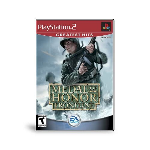 Image 0 of Medal Of Honor Frontline For PlayStation 2 PS2