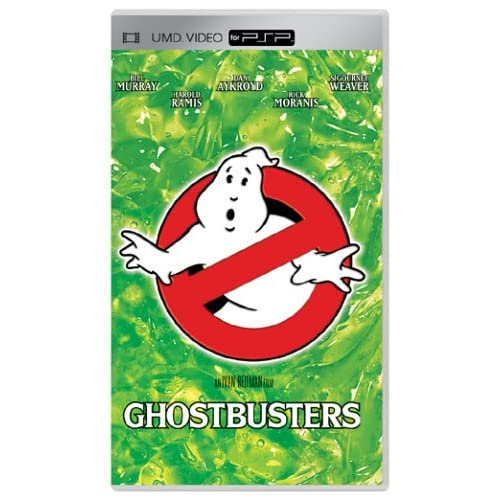 Image 0 of Ghostbusters UMD For PSP