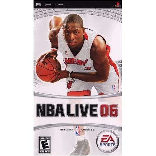 Image 0 of NBA Live 06 Sony For PSP UMD Basketball