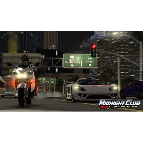 Image 3 of Midnight Club: Los Angeles Platinum Hits For Xbox 360 Fighting