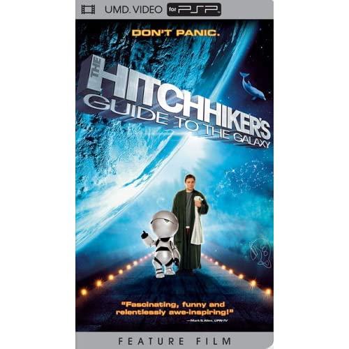 Hitchhiker's Guide To The Galaxy UMD For PSP Disney
