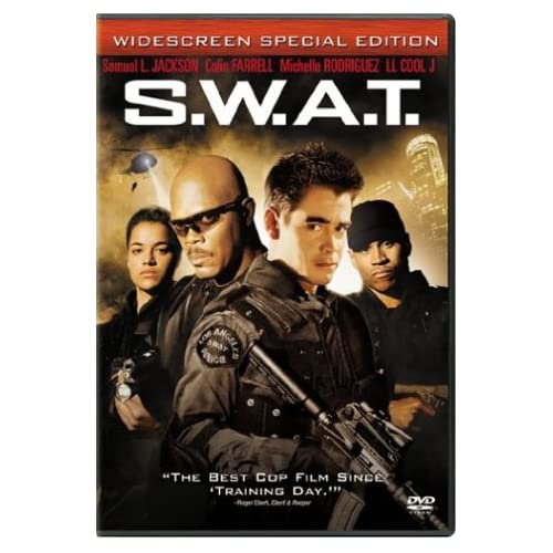 Image 0 of Swat Widescreen Special Edition On DVD with Brian Van Holt