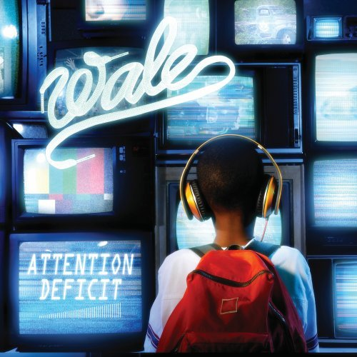 Image 0 of Attention Deficit Edited By Wale On Audio CD Album 2009