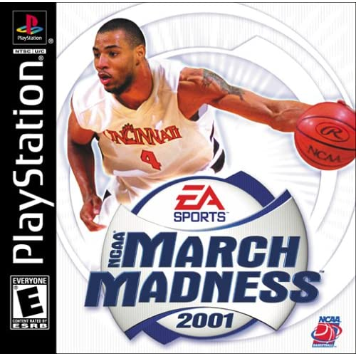 Image 0 of NCAA March Madness 2001 For PlayStation 1 PS1