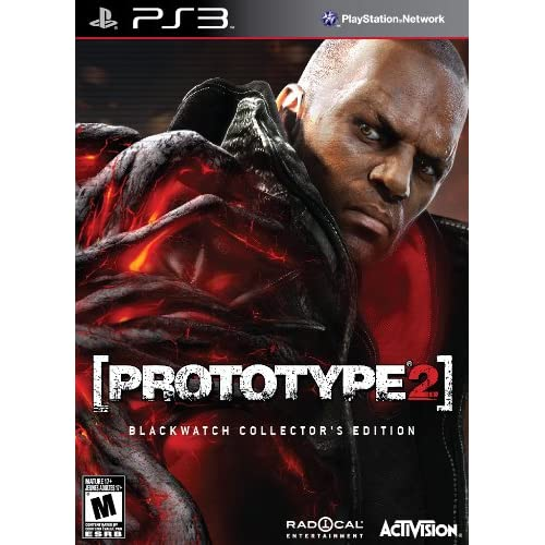 Image 0 of Prototype 2 Blackwatch Edition For PlayStation 3 PS3