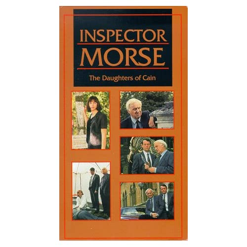 Image 0 of Inspector Morse The Daughters Of Cain On VHS