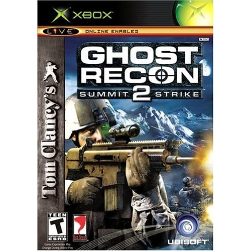 Image 0 of Tom Clancy's Ghost Recon 2: Summit Strike For Xbox Original