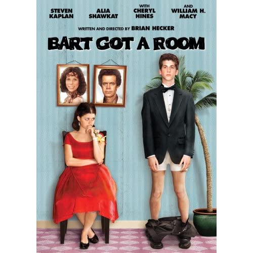 Image 0 of Bart Got A Room On DVD with William H Macy Comedy