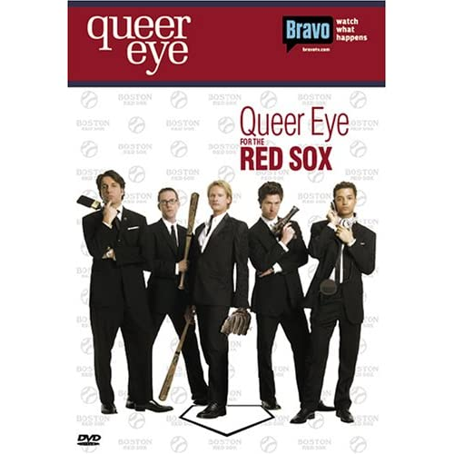 Image 0 of Queer Eye For The Straight Guy Queer Eye For The Red Sox On DVD with