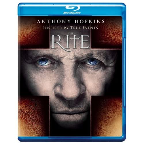 Image 0 of The Rite On Blu-Ray