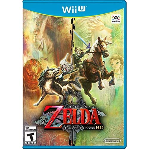 Image 0 of The Legend Of Zelda: Twilight Princess HD Game Only For Wii U