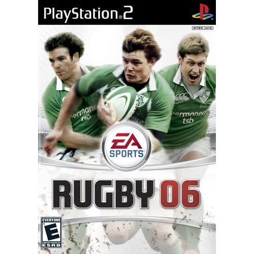 Image 0 of Rugby 06 For PlayStation 2 PS2