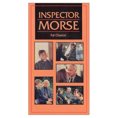 Image 0 of Inspector Morse Fat Chance On VHS With John Thaw