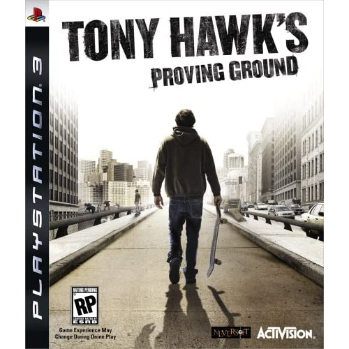 Image 0 of Tony Hawk Proving Ground For PlayStation 3 PS3
