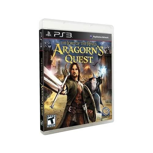 Image 0 of Lord Of The Rings: Aragorn's Quest For PlayStation 3 PS3