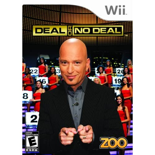 Image 0 of Deal Or No Deal For Wii And Wii U
