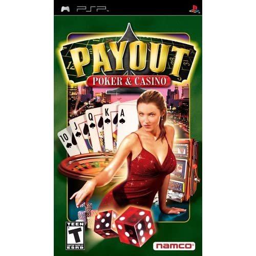 Image 0 of Payout: Poker And Casino For PSP UMD