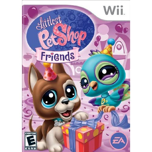 Image 0 of Littlest Pet Shop Friends For Wii And Wii U