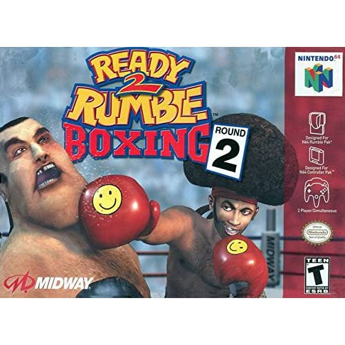 Image 0 of Ready To Rumble Boxing 2 For N64 Nintendo