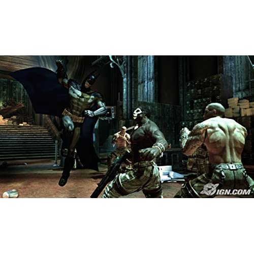 Image 3 of Batman: Arkham Asylum Game Of The Year Edition For PlayStation 3 PS3