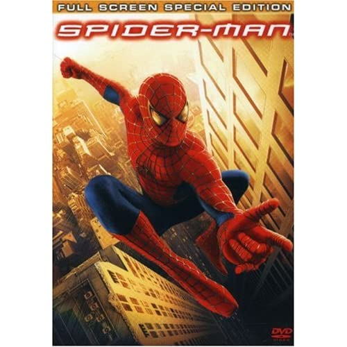Image 0 of Spider-Man Full Screen Special Edition On DVD With Cliff Robertson