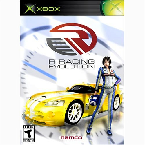 Old Xbox Games Racing Games : R racing evolution xbox for original