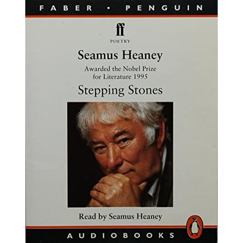 Image 0 of Stepping Stones Audio Faber By Seamus Heaney Seamus Heaney Narrator Seamus Heane