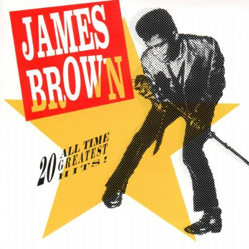 20 All Time Greatest Hits! By James Brown On Audio CD Album 1991