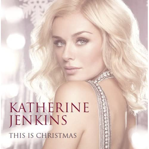 Image 0 of This Is Christmas By Katherine Jenkins Album Holiday 2012 On Audio CD