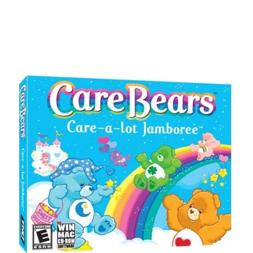 Care Bears Care-A-Lot Jamboree Software