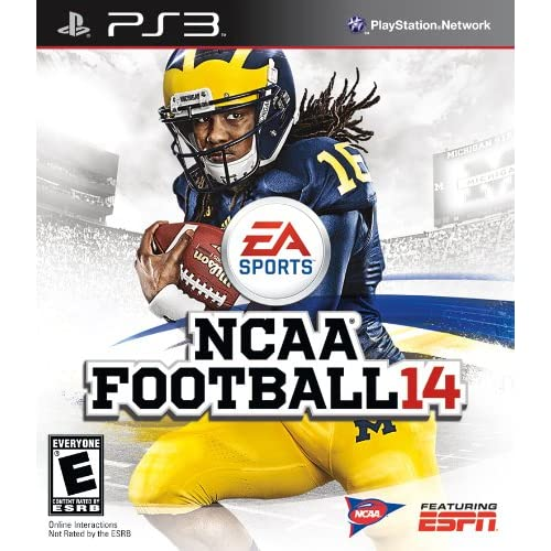 Image 0 of NCAA Football 14 For PlayStation 3 PS3