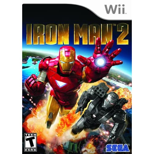 Image 0 of Iron Man 2 For Wii And Wii U