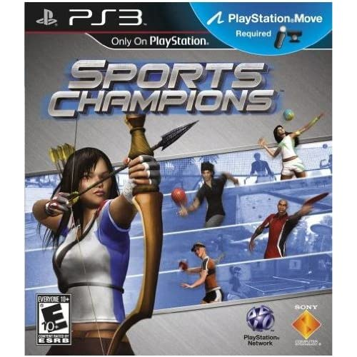 Image 0 of Sports Champions PlayStation 3